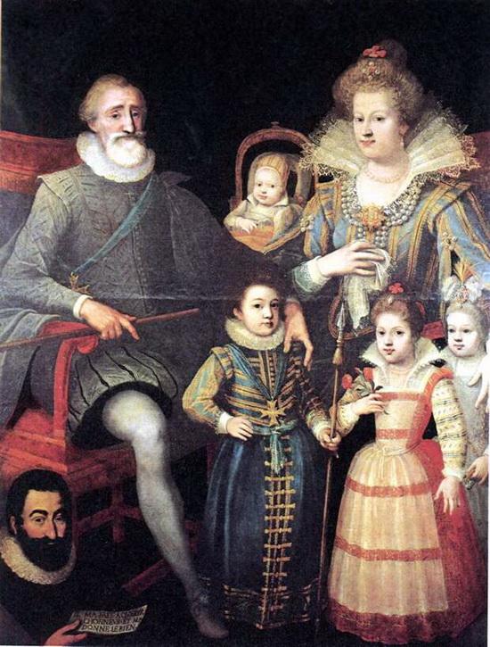 Французская королевская семья