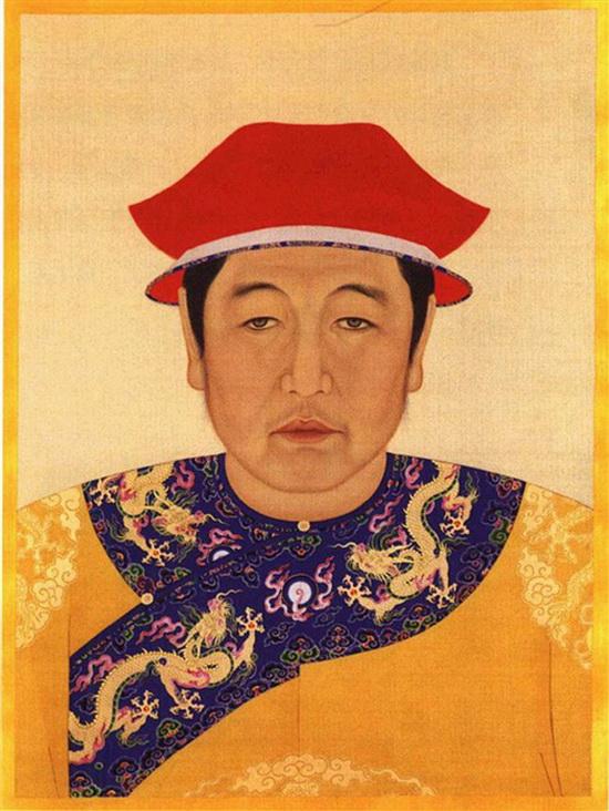 Фулинь, император Шуньчжи