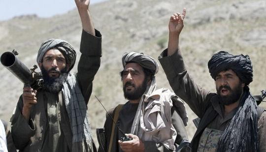 По мере того, как США сворачивают свою операцию в Афганистане, талибы усиливают натиск на правительственные силы