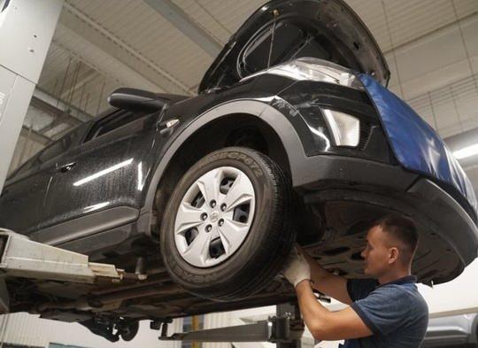 Комитет Совета Федерации по экономической политике выступил против предложения ГИБДД отменить обязательный техосмотр для легковых авто.