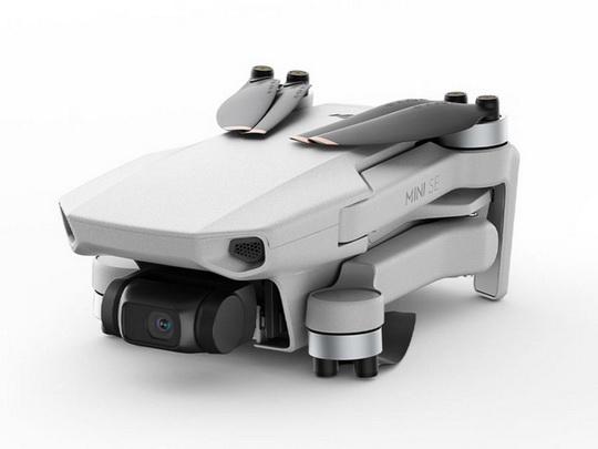 Таинственный дрон ведущего мирового производителя серийных беспилотных летающих аппаратов компании DJI под маркой Mini SE официально поступит в продажу
