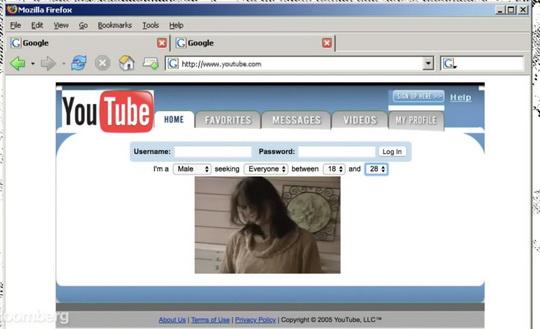 Изначально YouTube был задуман как сервис знакомств, где пользователи вместо анкет загружали бы видеоролики о себе