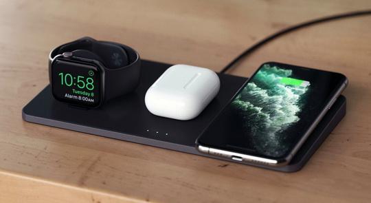 Китайские производители смартфонов в последние год-два устроили своего рода соревнование, разрабатывая все более мощные системы беспроводной зарядки.