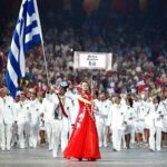 Делегация какой страны всегда идёт первой на церемониях открытия Олимпиад?
