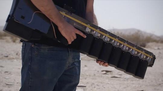 Компания Arcflash Labs объявила о начале оформления предварительных заказов на первую в мире ручную пушку Гаусса.