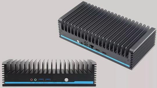 Maxtang GXTL-50 — это небольшой компьютер с процессором Intel Tiger Lake и графикой Xe, который отличается отсутствием вентиляторов