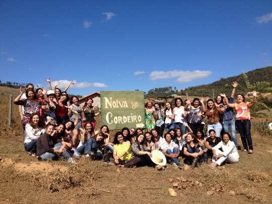 Где то лет пять назад в СМИ широко обсуждалось обращение жительниц бразильского города Ноива ду Кордейру, населенного исключительно женщинами