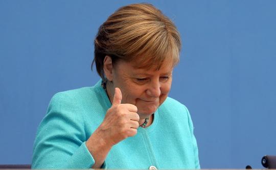 Ангела Меркель уходит в отставку