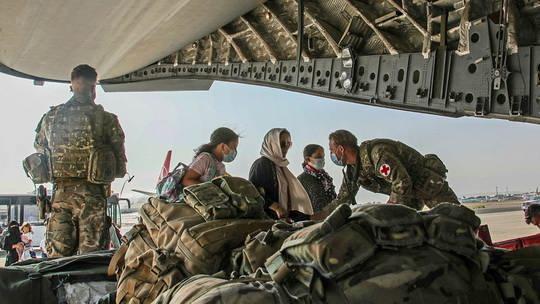 Великобритания отказалась направлять помощь в Афганистан напрямую через правительство «Талибана»
