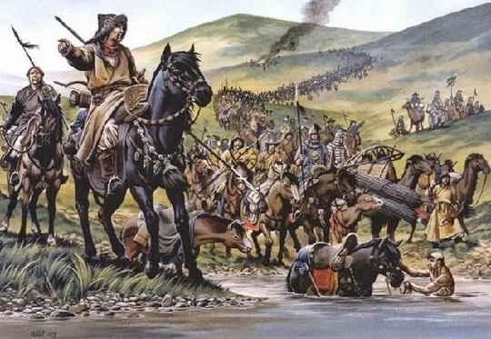 Отделившись от Монгольской империи, Золотая Орда стала ключевым государством Восточной Европы, однако погибла в результате внутренних неурядиц.