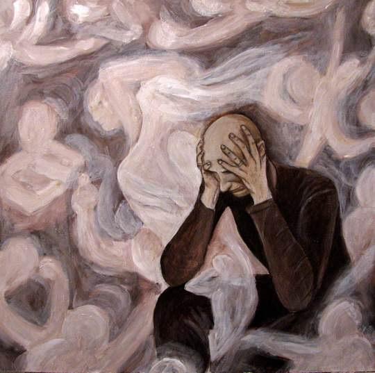 РЕФЛЕКСИЯ - размышление о своем внутреннем состоянии, самоанализ