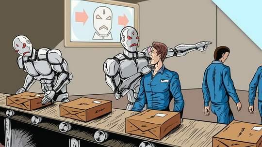 Глобальный экономический кризис и пандемия все чаще побуждают заводы и организации брать в аренду роботов вместо найма на работу людей.