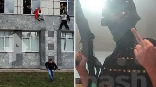 Утром в понедельник в Пермском государственном национальном исследовательском университете открыли стрельбу.