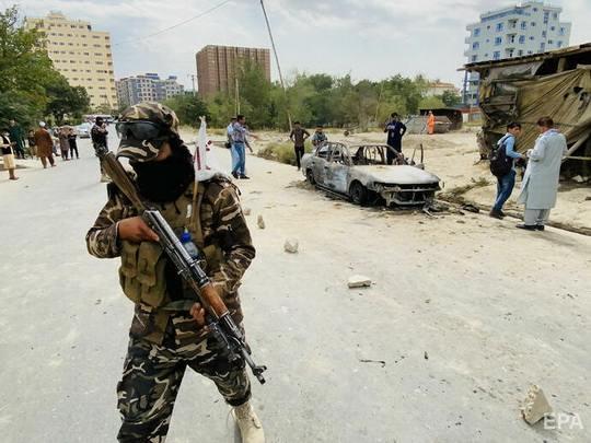 """Боевики радикального исламистского движения """"Талибан"""" вновь заявили о захвате провинции Панджшер на севере Афганистана, остававшейся единственным регионом не под контролем талибов"""