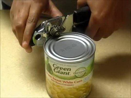 Метод консервирования продуктов был изобретён в 1772 году в Нидерландах