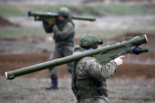 Беларусь планирует закупить у России вооружения на сумму свыше 1 млрд долларов (около 846 млн евро).