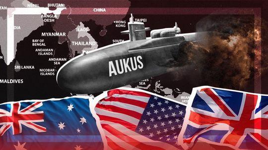 Подобно молнии, разорвавшей информационное, политическое, особенно дипломатическое пространство, перед нами явилось это новое милитари-объединение – AUKUS.