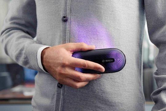 Заботясь об экологии, компания Bosch создала устройство FreshUp, позволяющее освежить одежду, удалить запахи