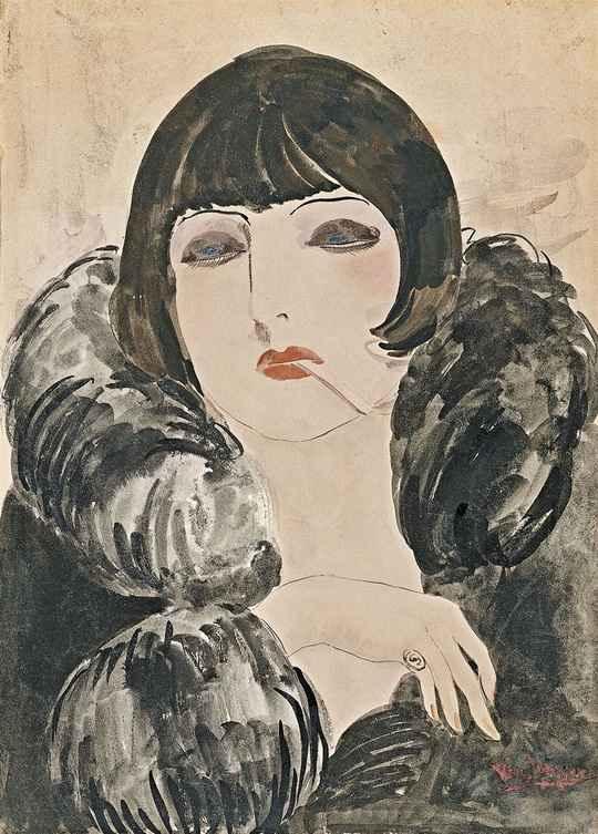 В начале 20 века парижские художники потянулись с северной окраины города, с Монмартра, к югу, на многообещающий Монпарнас