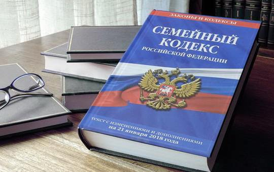 В Совете Федерации снова решили взяться за Семейный кодекс.