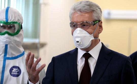 В столице зафиксировали рекордную заболеваемость с середины лета. Число госпитализаций выросло на 120%, сказал Собянин.