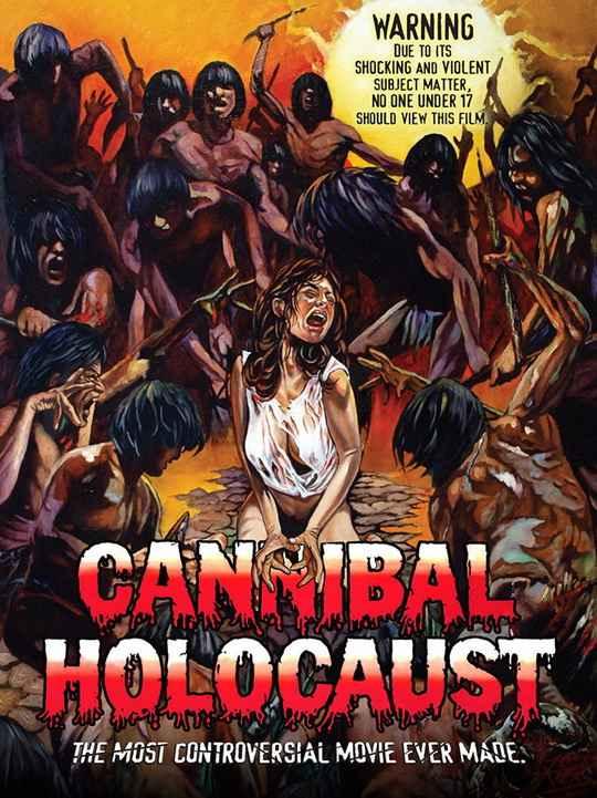 Итальянский фильм ужасов «Ад каннибалов» содержал настолько жёсткие сцены насилия, что режиссёру Руджеро Деодато предъявили обвинение в убийстве людей