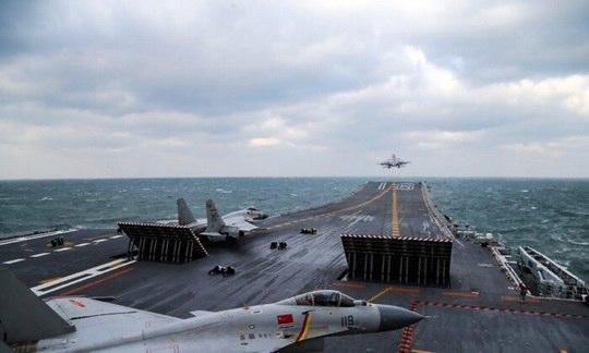 В субботу, 2 октября, в зону противовоздушной обороны Тайваня вошло в общей сложности 39 самолётов китайских ВВС